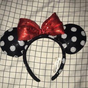 disney polka dot ears